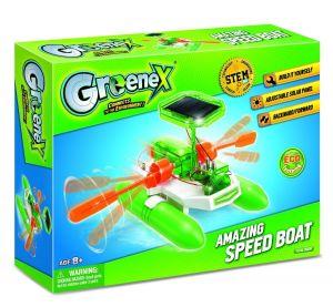 Научно-игровой набор Удивительная скоростная лодка серии Greenex