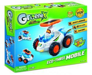 Научно-игровой набор Eco-Three Mobile Greenex
