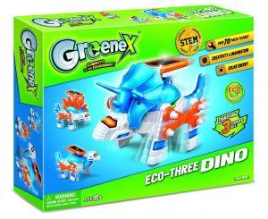 Научно-игровой набор Eco-Three Dino Greenex