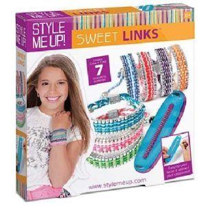 "Набор для изготовления браслетов ""Sweet Links"" Wooky Style Me Up!"