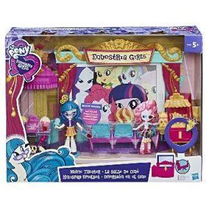 Equestria Girls Игровой набор мини-кукол - Кинотеатр
