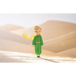 Пазл Маленький принц - Пустыня и розы, Hape