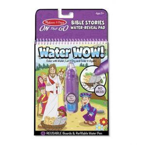 Волшебная водная раскраска Библейские истории Melissa & Doug MD9405