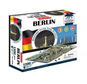 3D пазл Берлин, Германия, 4D Cityscape