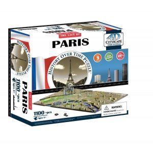 3D пазл Париж, Франция, 4D Cityscape