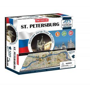 Пазл 4D Cityscape Петербург, Россия