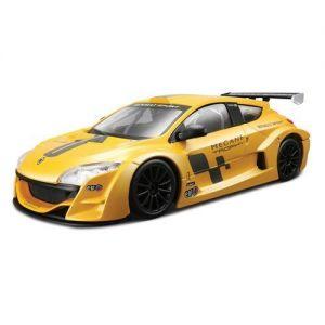 Авто-конструктор RENAULT MEGANE TROPHY (желтый металлик, 1:24) Bburago