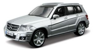 Автомодель Bburago MERCEDES BENZ GLK-CLASS (ассорти красный, серебристый, 1:32)