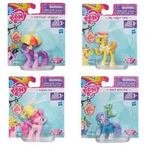 My Little Pony Коллекционные фигурки пони (в ассорт.)