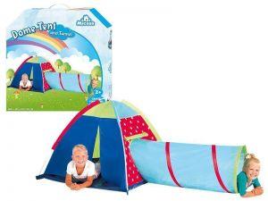 Детская палатка Радуга с туннелем Micasa