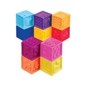 Развивающие силиконовые кубики ПОСЧИТАЙ-КА!