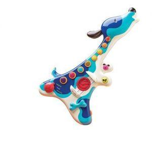 Музыкальная игрушка ПЕС-ГИТАРИСТ (свет, звук)