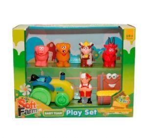 Игровой набор Baby Team Ферма (7 шт)