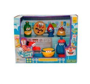 """Игровой набор """"Кухня"""" Baby Team  (7 шт)"""