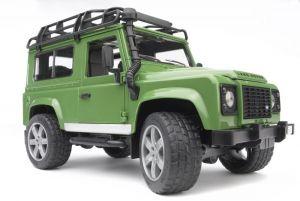 Bruder джип Land Rover Defender, М1:16