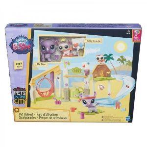 Игровой набор Littlest Pet Shop Городские сценки, Hasbro