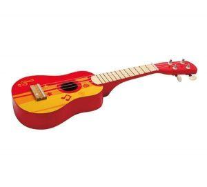 Гитара HAPE, красная