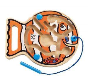 Доска с магнитами Рыбка