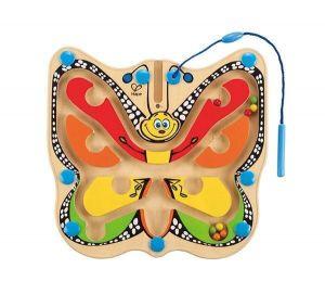 Доска с магнитами Hape Бабочка