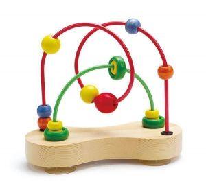 Детский Лабиринт HAPE Двойные шарики