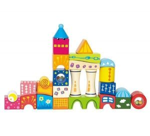 Замок из кубиков HAPE