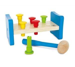 Игрушка деревянная Стучалка HAPE