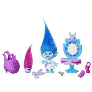 Игровой набор Тролли - Салон красоты, Hasbro