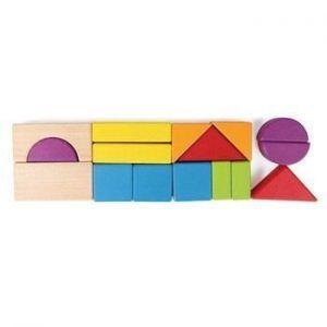 Кубики деревянные HAPE Город