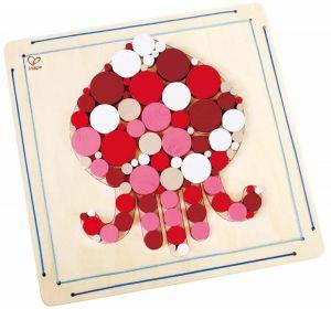 Hape Мозаика для раскрашивания - Осьминог
