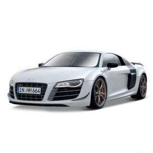 Автомодель (1:18) Audi R8 GT серебристый