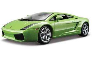 Автомодель (1:24) Lamborghini Murcielago зелёный металлик