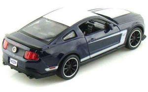 Автомодель (1:24) Ford Mustang  Boss 302 синий