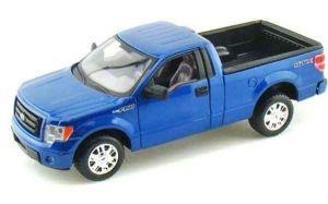 Автомодель (1:24) Ford  F-150 STX синий металлик
