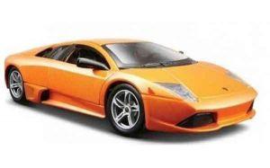 Автомодель (1:24) Lamborghini Murcielago LP640 оранжевый металик