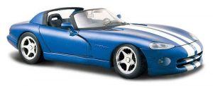 Автомодель (1:24) '97 Dodge Viper RT/10 синий
