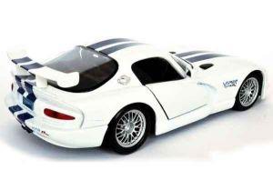 Автомодель (1:24) Dodge Viper GT2 белый