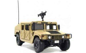 Автомодель (1:27) Humvee песчанный