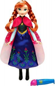 Hasbro Кукла Холодное Сердце в наряде с проявляющимся рисунком в ассорт.