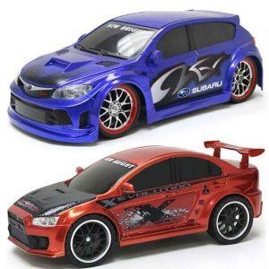 Радиоуправляемые машинки SPORT в ассортименте Mitsubishi Evo X, Subaru  Impreza WRX STI