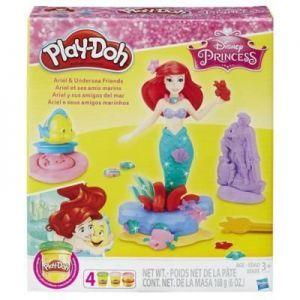 Игровой набор Play-Doh Ариэль и друзья