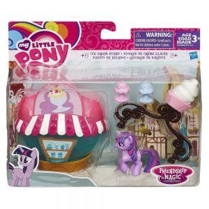 Коллекционный мини игровой набор пони My Little Pony, Hasbro