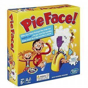 Настольная игра Hasbro Пирог в лицо