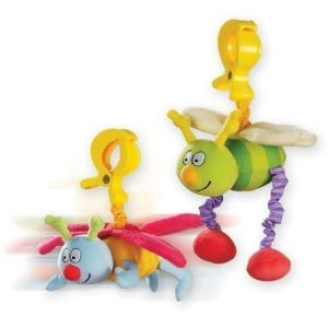Игрушка-подвеска на прищепке Taf Toys - ЖУЖУ (в ассортименте дрожащие бабочка и пчёлка)