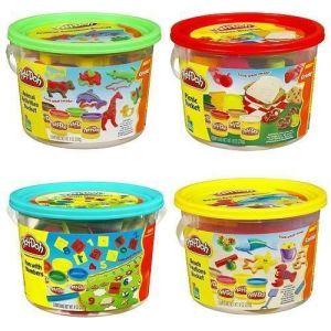 Набор для лепки Play-Doh Морские обитатели, Сафари, Пикник, Считалочки, Hasbro