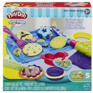 Игровой набор Play-Doh - Магазинчик печенья, Hasbro