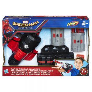 Бластер Человека Паука одевается на руку, Hasbro