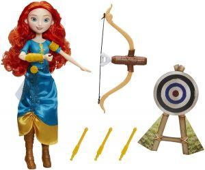 Модная кукла принцесса Дисней и ее хобби в ассорт., Hasbro