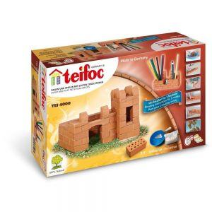Конструктор Teifoc Маленький замок