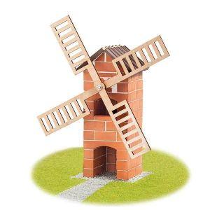 Teifoc Конструктор Ветряная мельница