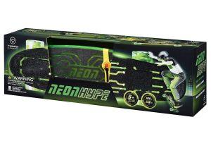 Светящийся скейтборд Neon Hype Зеленый N100789